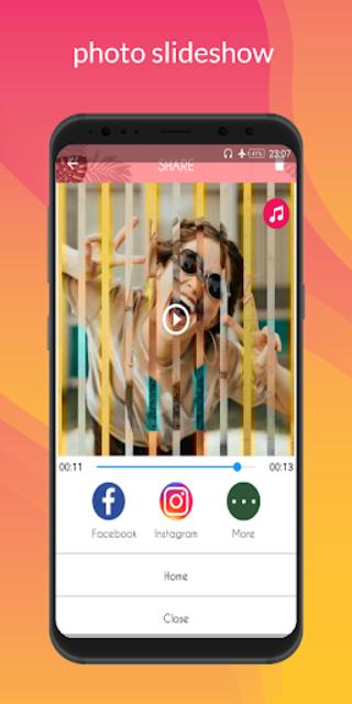Video Maker - Video Editor With Music screenshot 2