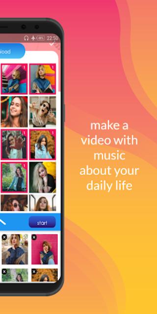 Video Maker - Video Editor With Music screenshot 6