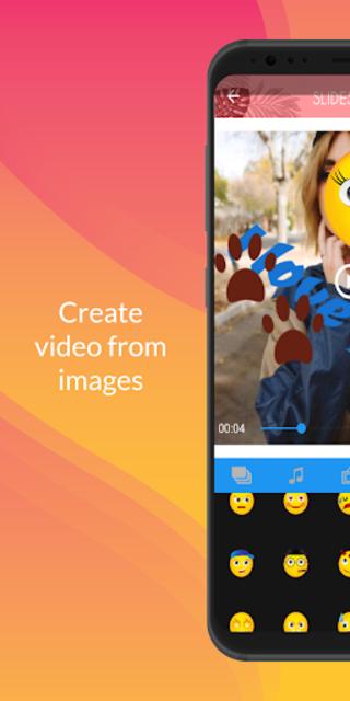 Video Maker - Video Editor With Music screenshot 7