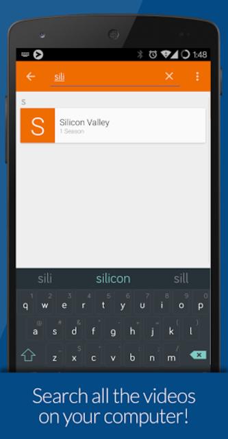 Videostream Chromecast: Mobile screenshot 5
