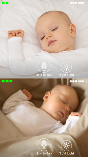 Cloud Baby Monitor screenshot 2
