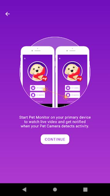 Pet Monitor VIGI screenshot 6
