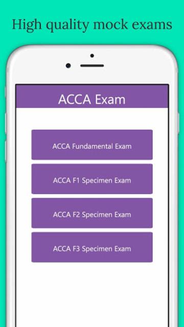 ACCA Exam Preparation