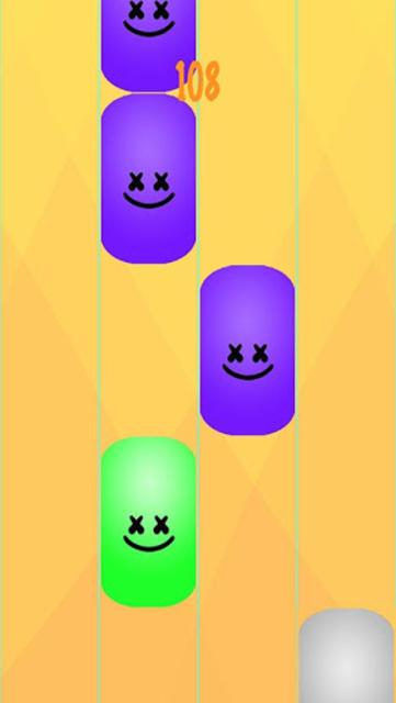 New DJ Marshmello Piano Tiles 2™ screenshot 3