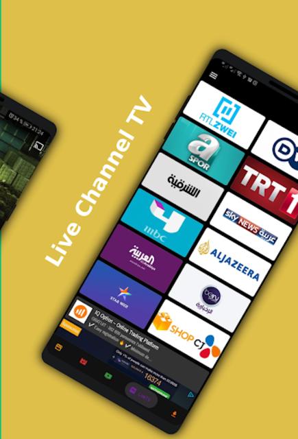 Movies App / Tv Seris / Live Channel - Demo app . screenshot 4