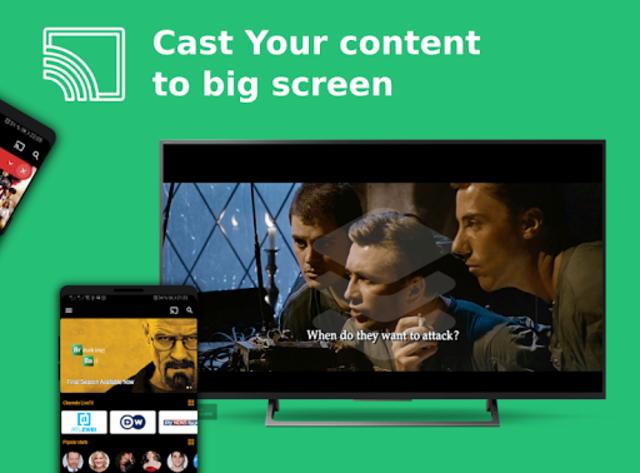 Movies App / Tv Seris / Live Channel - Demo app . screenshot 6