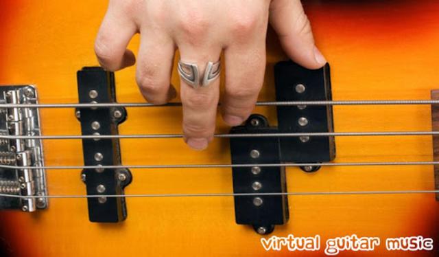 Virtual Guitar Music screenshot 6