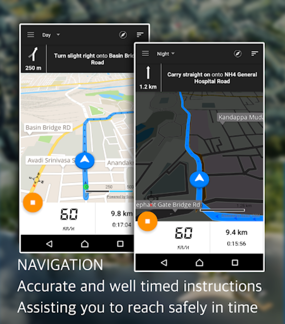 Offline Map Navigation - Live GPS, Locate, Explore screenshot 11