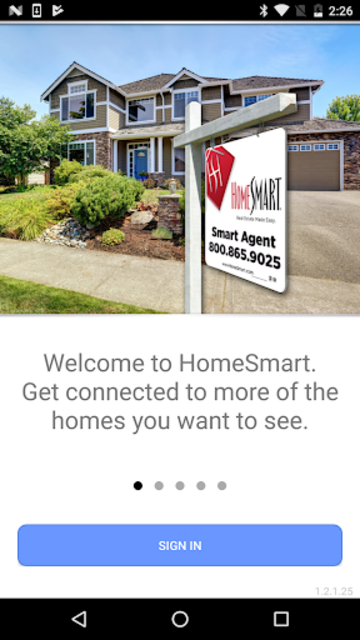 HomeSmart screenshot 1