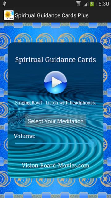Spiritual Guidance Cards Plus screenshot 5
