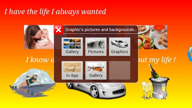 Vision Board Maker screenshot 4
