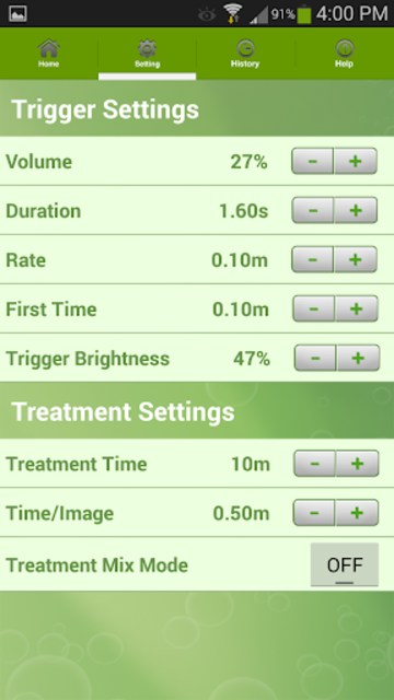 Dozier Visual Trigger Tamer screenshot 5