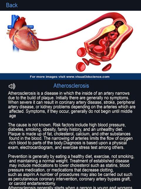 Heart Anatomy Pro. screenshot 11
