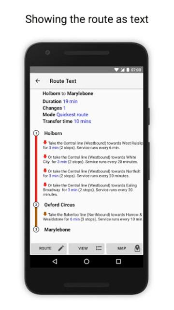 Tube Map London Underground screenshot 5