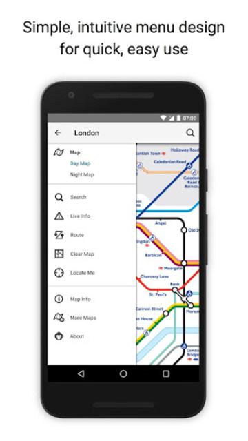 Tube Map London Underground screenshot 8