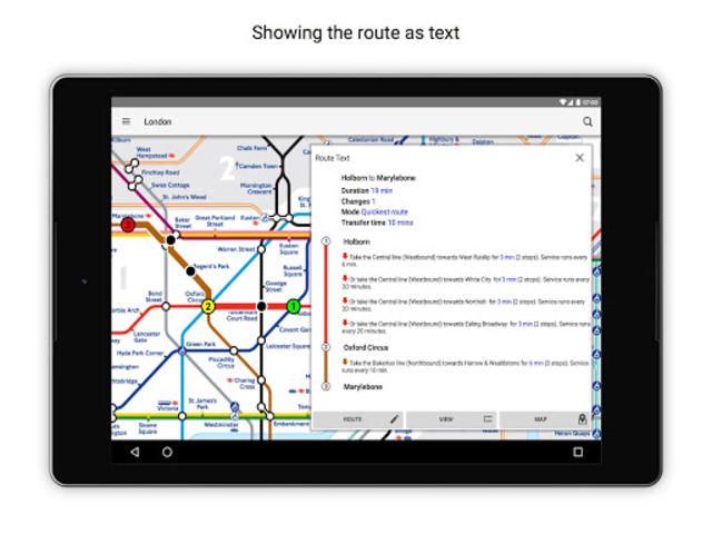 Tube Map London Underground screenshot 13