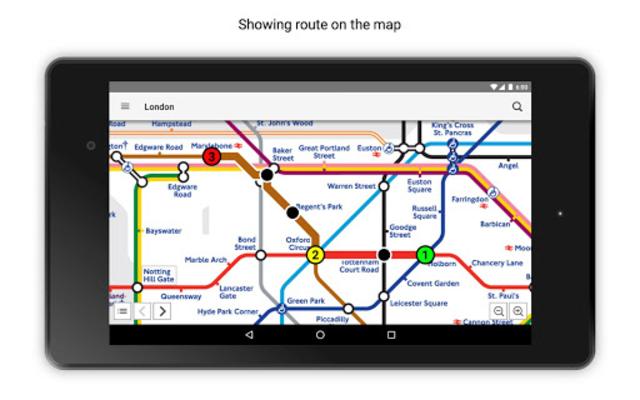 Tube Map London Underground screenshot 20