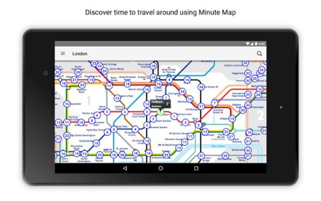 Tube Map London Underground screenshot 22