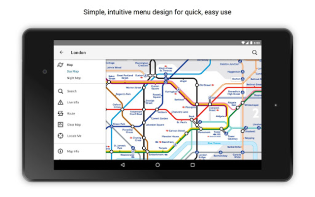 Tube Map London Underground screenshot 24