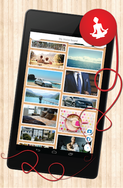 VISUAPP: vision board dream visualization free screenshot 17