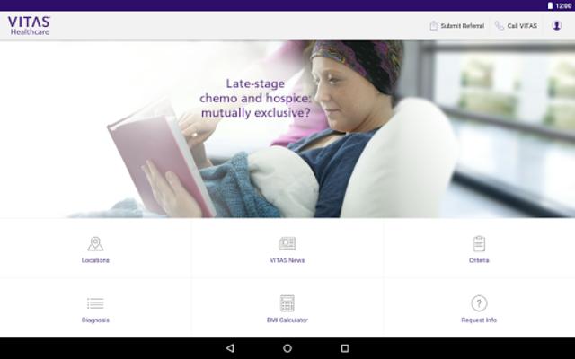 VITAS® Healthcare App screenshot 11