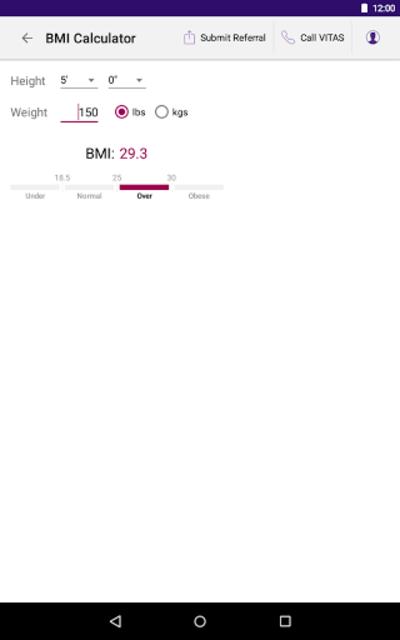 VITAS Hospice Referral App for Healthcare Pros screenshot 17