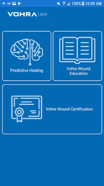 Vohra Wound Physicians screenshot 2