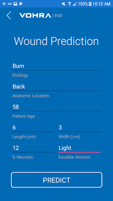 Vohra Wound Physicians screenshot 3