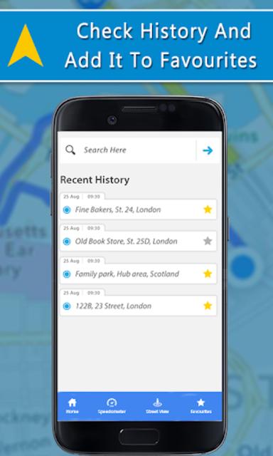Voice GPS Driving Directions, GPS Navigation, Maps screenshot 20