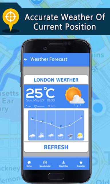 Voice GPS Driving Directions, Gps Navigation, Maps screenshot 4