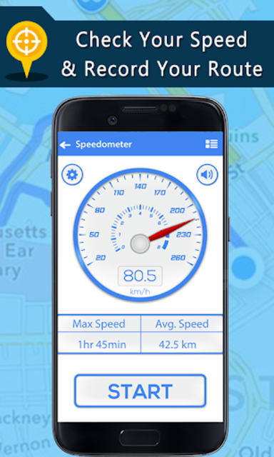 Voice GPS Driving Directions, Gps Navigation, Maps screenshot 5