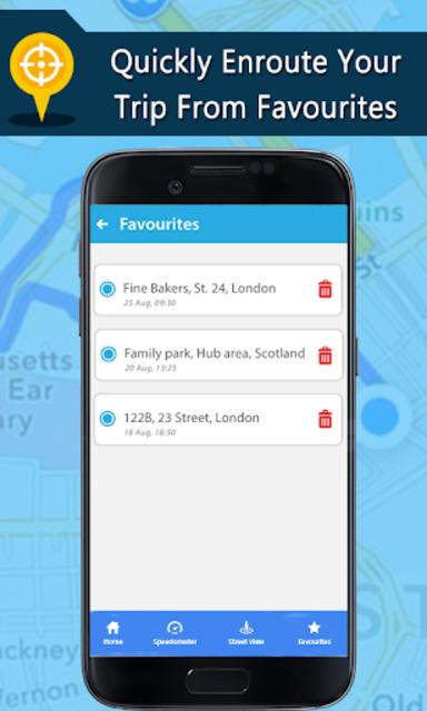 Voice GPS Driving Directions, Gps Navigation, Maps screenshot 7