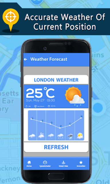 Voice GPS Driving Directions, Gps Navigation, Maps screenshot 17