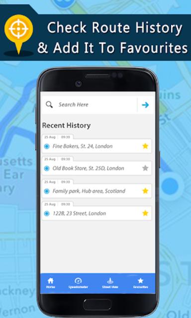 Voice GPS Driving Directions, Gps Navigation, Maps screenshot 19