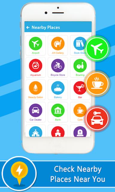 Voice GPS Driving Directions –Lite, GPS Navigation screenshot 2
