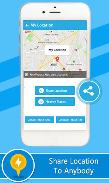 Voice GPS Driving Directions –Lite, GPS Navigation screenshot 3