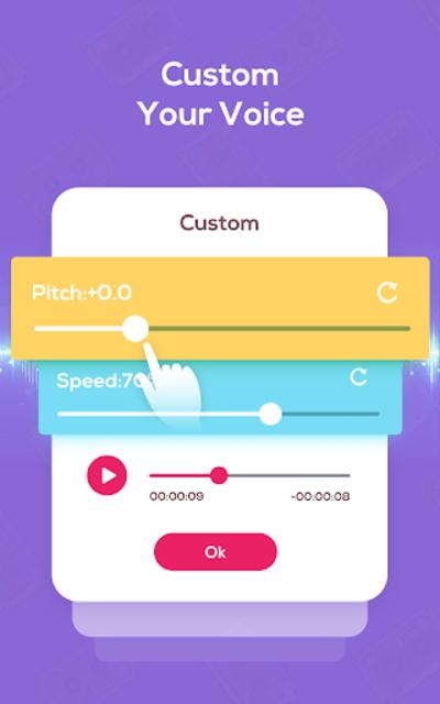 Voice Changer Voice Recorder - Editor & Effect screenshot 11