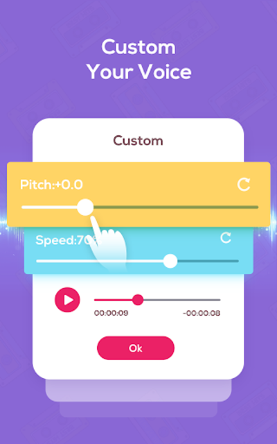 Voice Changer Voice Recorder - Editor & Effect screenshot 19