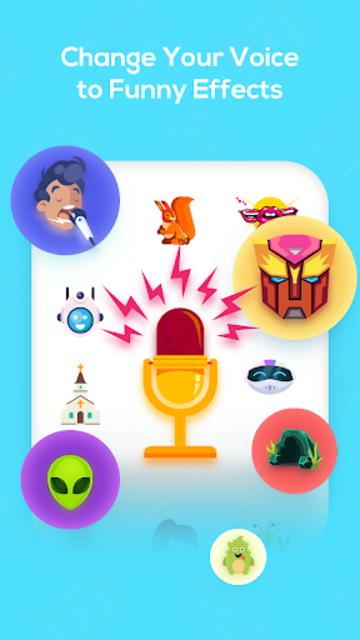 Voice Changer Voice Recorder - Editor & Effect screenshot 17