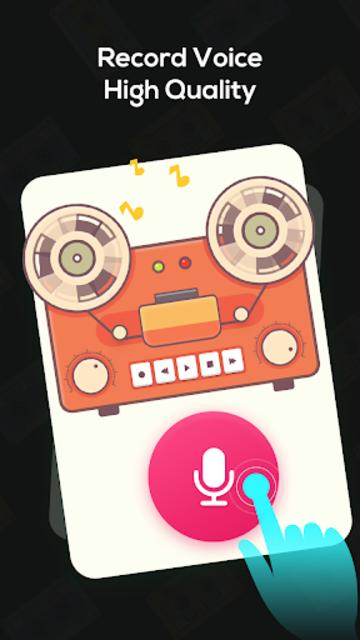 Voice Changer Voice Recorder - Editor & Effect screenshot 24