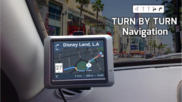 GPS Navigation - Maps, Driving Directions, Traffic screenshot 3