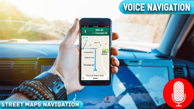 GPS Navigation - Maps, Driving Directions, Traffic screenshot 9