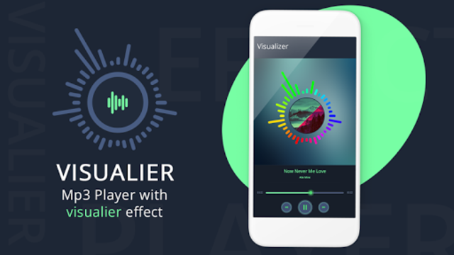 Volume Booster & Bass Booster with Music Player screenshot 1