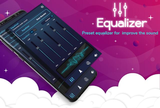 Super Volume Booster: Equalizer & Bass Booster screenshot 2