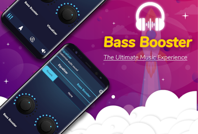 Super Volume Booster: Equalizer & Bass Booster screenshot 3