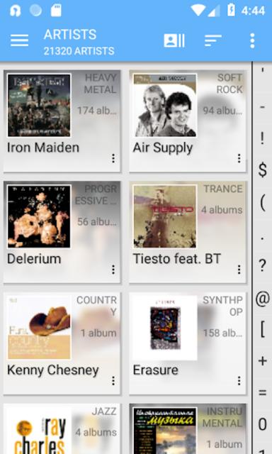 Muzecast Hi-Def Music Streamer screenshot 2