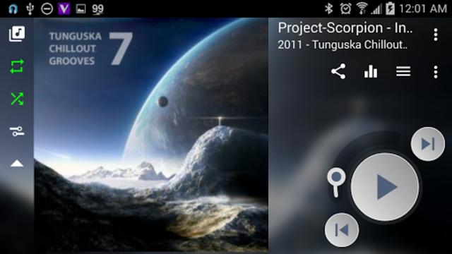 Muzecast Hi-Def Music Streamer screenshot 8