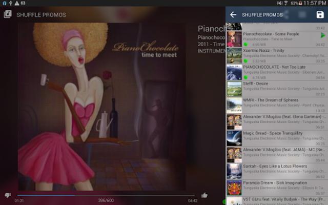 Muzecast Hi-Def Music Streamer screenshot 11