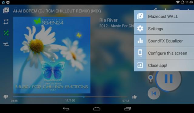 Muzecast Hi-Def Music Streamer screenshot 18
