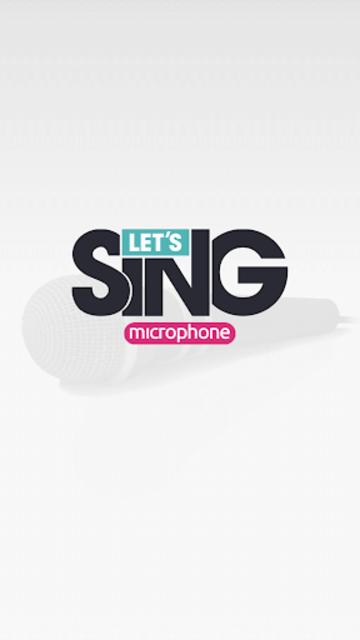 Let's Sing Mic screenshot 1